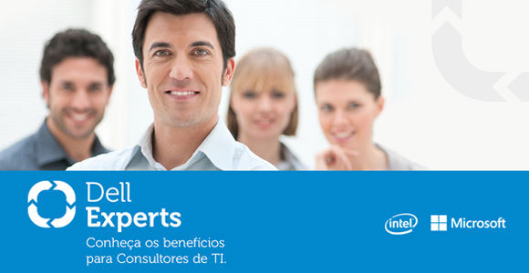 Dell Experts oferece prêmios, cursos e atendimento exclusivo