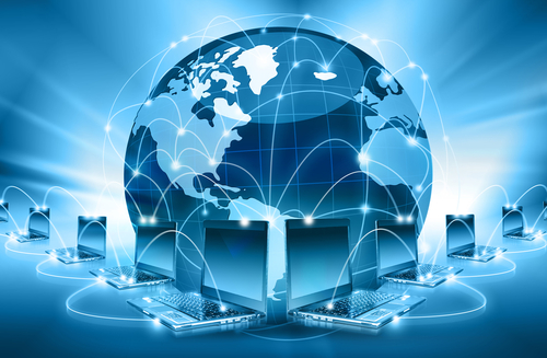 an analysis of the internet as a global computer network
