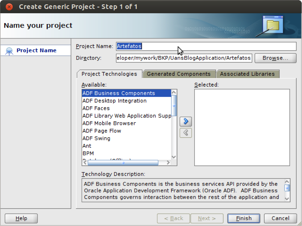 fig3 - Generic Project >> Finish