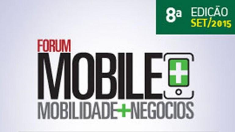 Soluções móveis que ajudam as cidades é tema de destaque no Fórum Mobile+