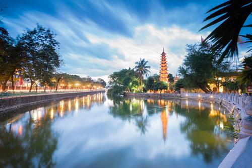 A infraestrutura da Torre de Hanói