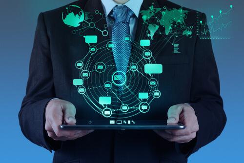 O papel das aplicações no contexto da transformação digital