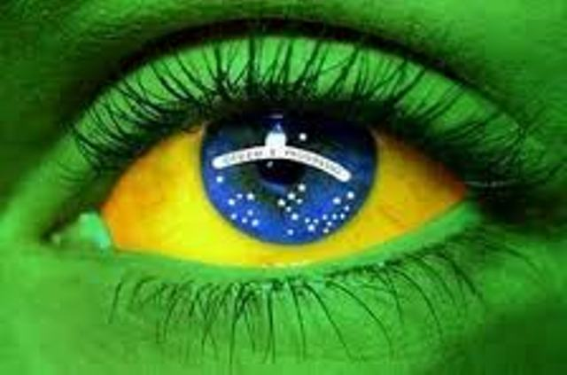 O Brasil é a bola da vez