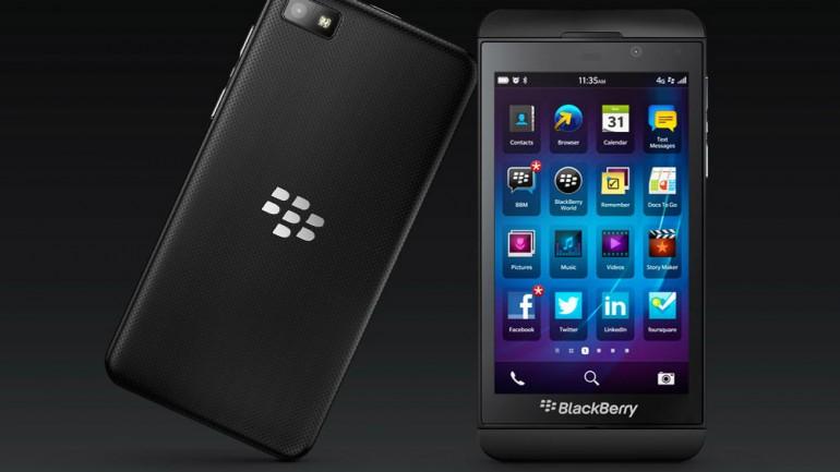 Blackberry Z10 – A volta por cima