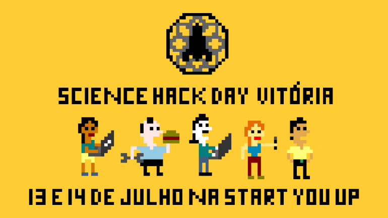 O que é um Science Hack Day?