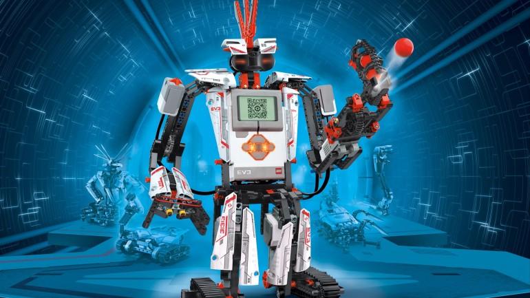LEGO, LOGO ROBÔ – esse brinquedo é sério? – linha EV3