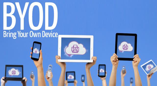 Novos desafios do BYOD e de segurança da nuvem