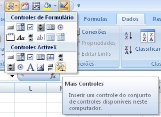 """Excel – Você sabe utilizar """"Controles de Formulários""""?"""