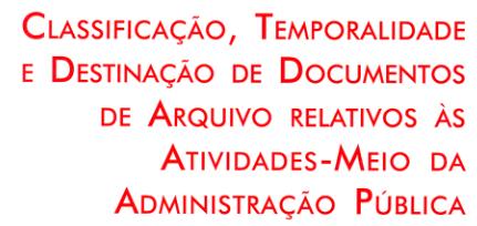 Temporalidade de Documentos