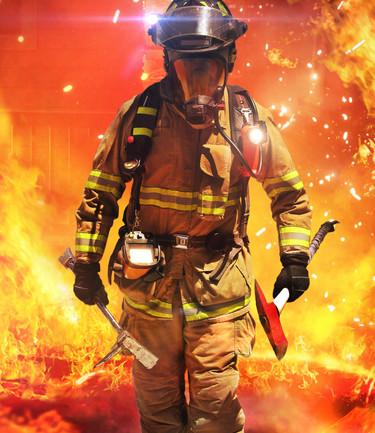 Não culpe os bombeiros!