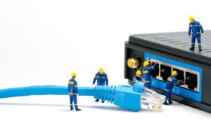 Como comprar serviços de rede interna