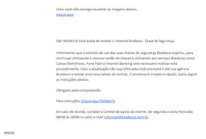 conteudo email