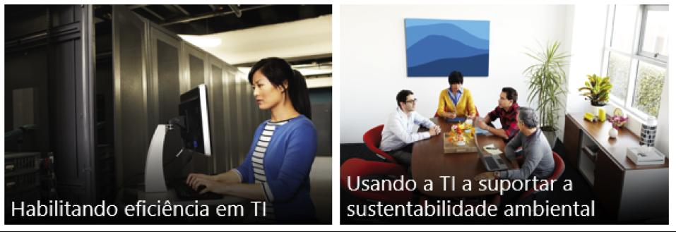 Entretanto nem tudo é tão complicado para implementar um programa de sustentabilidade ambiental para TI. Você pode iniciar em cima de 2 pilares