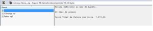 """trojanAo realizar o download do arquivo Cobrança_Fatura.pdf é direcionado para o download de um arquivo .zip no qual possui dois arquivos """"Cobrança.cpl"""" e """"Fatura.cpl""""."""