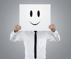 """A crença do """" ser feliz """""""
