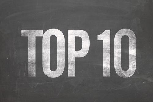 TOP 10 artigos mais lidos do mês de janeiro de 2014