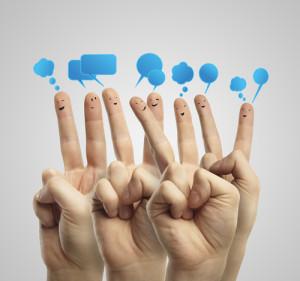 Redes Sociais, ganhando muito mais espaço e tomando o lugar da mídia