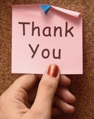 Pergunta do dia: Você já agradeceu hoje?