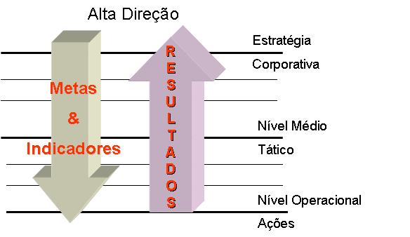 Tabela 2 - Modelo de Alta Direção