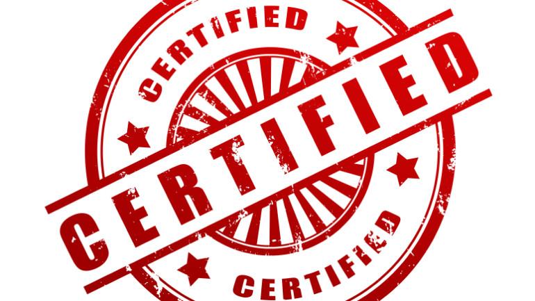 A importância das certificações