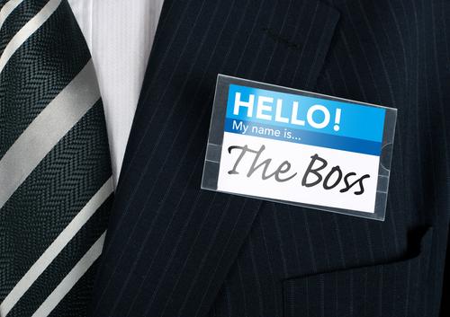 Como se portar com o novo chefe?