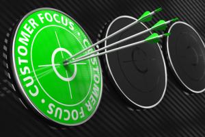 Onde está seu foco, no seu cliente ou no seu umbigo?