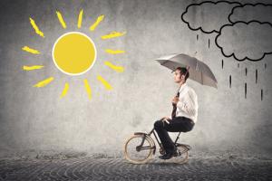 A maravilhosa escolha de ser otimista