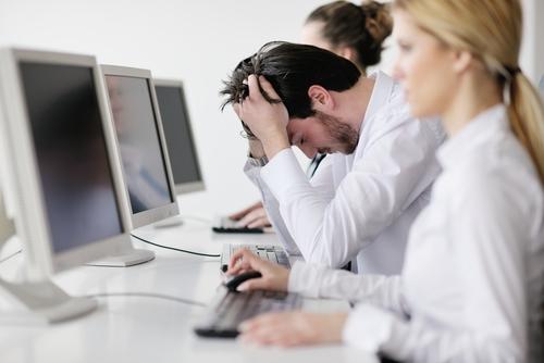 Você está insatisfeito com o trabalho? 50% dos profissionais dizem que sim