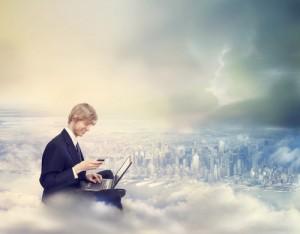 O céu não é mais o limite, e sim, a plataforma de lançamento! Seja bem-vindo à Era do Cloud Business!
