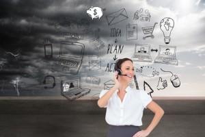 Aplicativos auxiliam o atendimento dos clientes pelo contact center