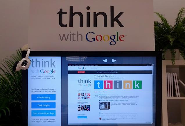 Pense Google – Tendências tecnológicas para profissionais de comunicação