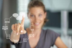 Figura - Mulheres e a segurança na dimensão digital