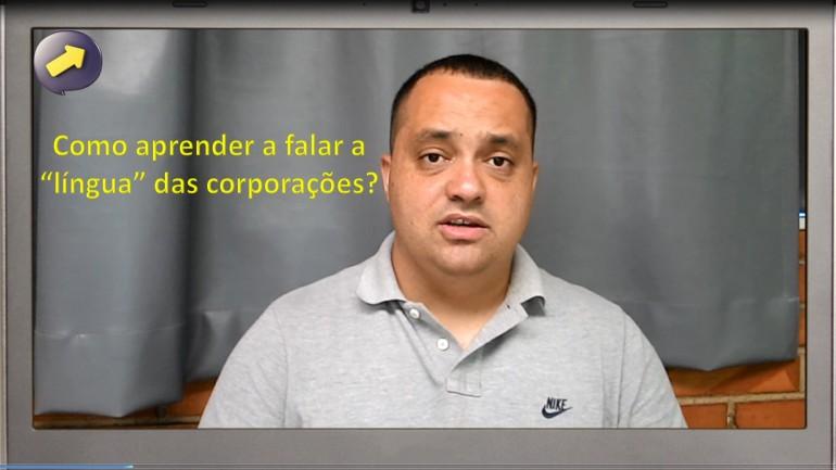 """Video: Descomplicando Carreiras – Como aprender a falar a """"língua"""" das corporações?"""