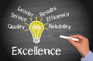 Figura - O papel das pessoas na excelência