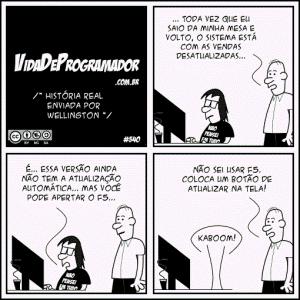 Vida de Programador - ERP for Dummies, ou como praticar usabilidade