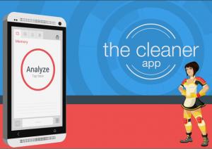 Figura - The Cleaner - Acelere o seu Android!