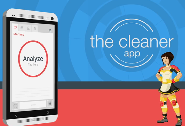 The Cleaner – Acelere o seu Android!
