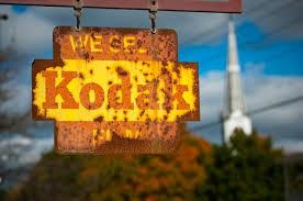 Figura - Lições aprendidas com o caso Kodak