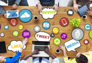 Figura - Como fazer sua empresa acontecer nas redes sociais?