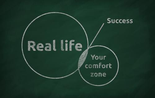 "Um estilo de vida chamado ""Zona de Conforto"""