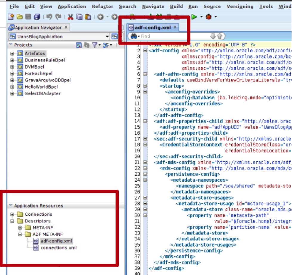 fig9 - Config XML