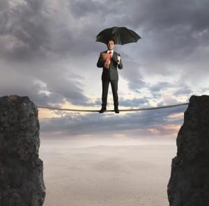 Figura - Assuma riscos sem ser aventureiro