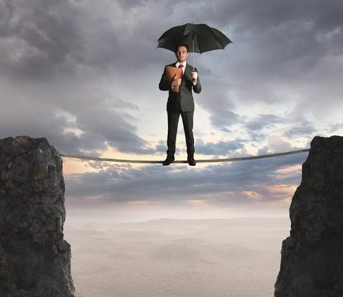 Assuma riscos sem ser aventureiro