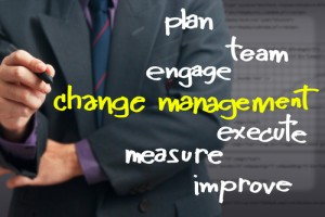 Figura - A Gestão de Mudanças no Gerenciamento de Projetos