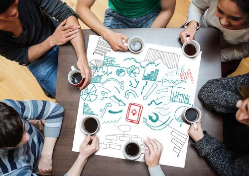 Criação Colaborativa do Software para Startups – Brainstorming