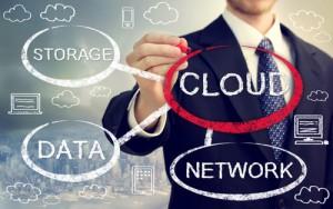 Figura - Experiência prévia com outsourcing tradicional pode facilitar a adoção da nuvem