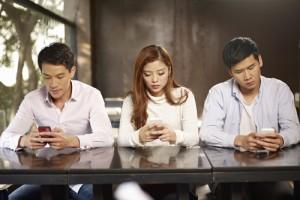 Figura - O comportamento virtual e sua interferência no cotidiano