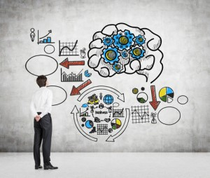 Figura - A gestão do conhecimento nas organizações