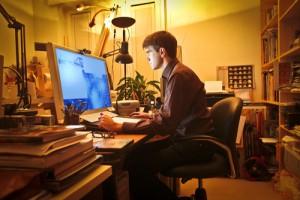 Figura - Os benefícios ecológicos do home office