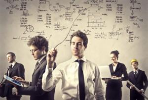 Figura - Para uma empresa crescer, suas engrenagens precisam funcionar juntas
